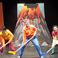 Arts on Stage Presents My Mouth is a Volcano!