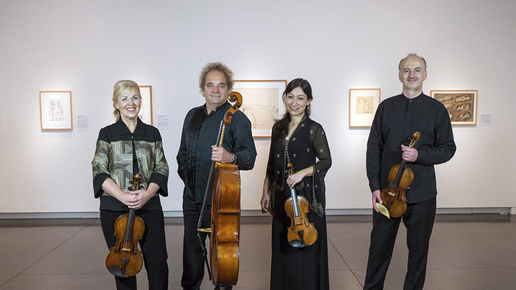 Artist Series: Takács String Quartet