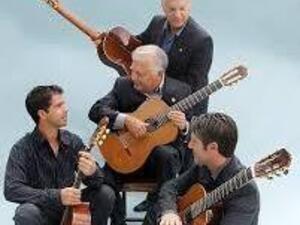 Artist Recital Series: The Romeros, classical guitar quartet