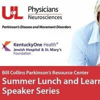 Summer Lunch and Learn – Explaining Parkinson's to children