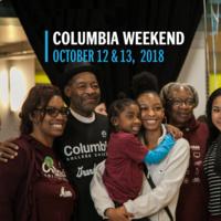 Columbia Weekend 2018