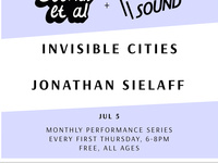 Invisible Cities/Jonathan Sielaff