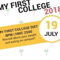 My First College Diet