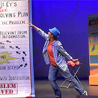 Arts on Stage Presents Solve it Cyrus & the Aftermath of Math Class