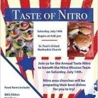 Taste of Nitro