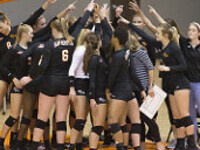 Bearkat Volleyball vs Texas Southern