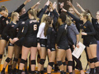 Bearkat Volleyball vs Houston Baptist