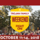 USC School of Pharmacy at Trojan Family Weekend