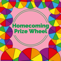 Homecoming Prize Wheel