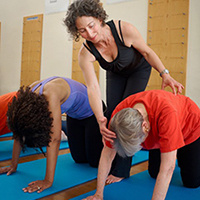 Yoga Workshop: Back Care Basics