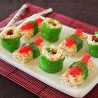 Teen Night: Candy Sushi