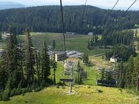 Scenic Chair Lift Ride and Hiking Experience