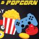 Student Union: Free Play & Popcorn