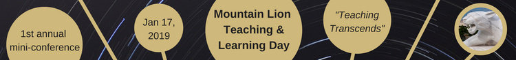 UCCS Mountain Lion Teaching & Learning Day