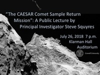 The CAESAR Comet Sample Return Mission