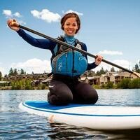 Common Adventure: Lake Tahoe is the goal!