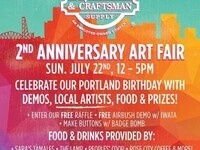Artist and Craftsman Art Fair