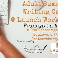 Adult Summer Writing Camp!