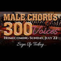 Male Chorus 300 Voices