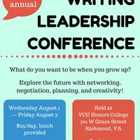 Writing Leadership Conference