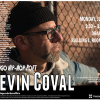 Chicago Hip-Hop Poet Kevin Coval