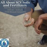 SCV Soils and Fertilizers