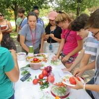 Garden Commons Salsa Party Harvest Fest
