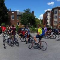 Louisville Sustainability Bike Tour