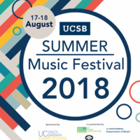 UCSB Summer Music Festival