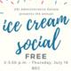 Administrative Senate Ice Cream Social