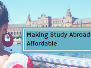 Making Study Abroad Affordable