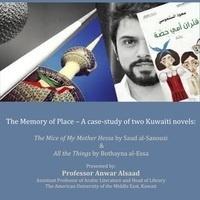 Department of Arabic & Islamic Studies Georgetown Colloquium in Arabic Literature presents: