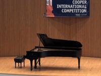 The Thomas & Evon Cooper International Piano Competition - Semifinals Round I