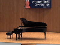 The Thomas & Evon Cooper International Piano Competition - Semifinals Round I