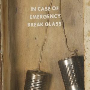 Break Glass: Art by VL Cox