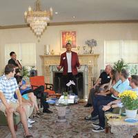 San Mateo Welcome Reception - Alumni Registration