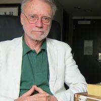 Author John Crowley, Dillon Johnston Writers Reading Series