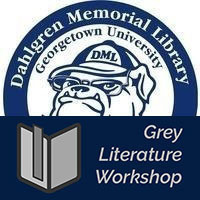 Grey Literature Workshop