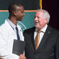 Doctor of Pharmacy White Coat Ceremony