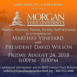 Martha's Vineyard Alumni Reception