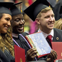 Fall 2018 Commencement