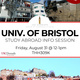 Study Abroad at the University of Bristol