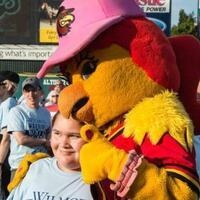 Wilmot Cancer Institute's Survivors Night at the Ballpark