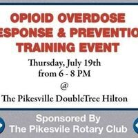 Opioid Overdose Response and Prevention Training