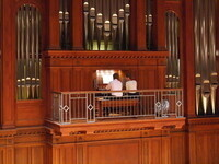Organ Academy Participant Recital