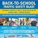 Street Smarts Traffic Safety Back-to-School Blast