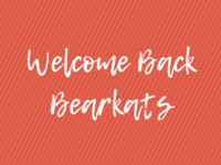 LSC Welcome Back Bearkats