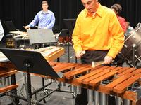 Tri-ART:  CU Percussion Ensemble and CU Steel Band