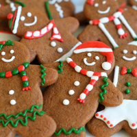 Battle of the Gingerbreads