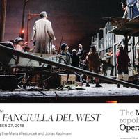Met Opera: La Fanciulla del West
